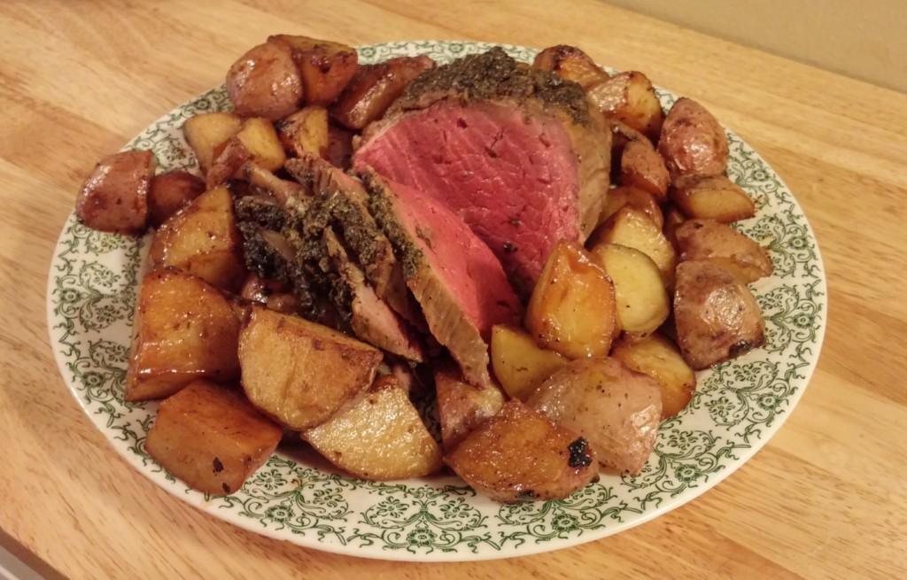 Rump Roast that tastes like Prime Rib