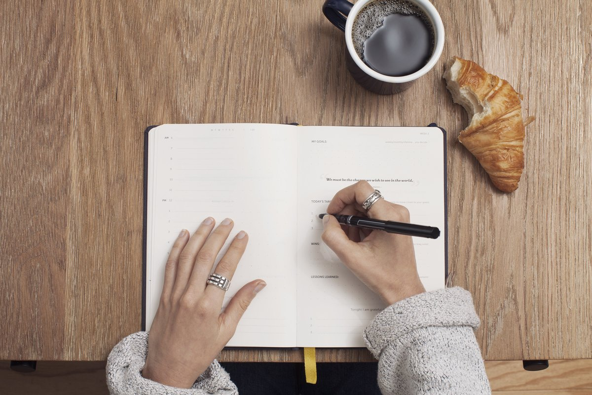 How to accept the never-ending to-do list