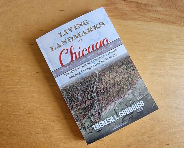 Living Landmarks of Chicago - proof copy