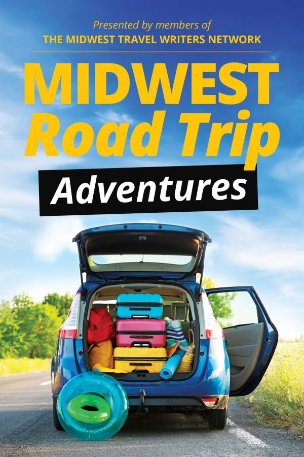 Midwest Road Trip Adventures Cover